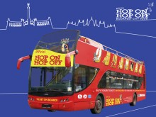 Hop on - hop off városnéző busz