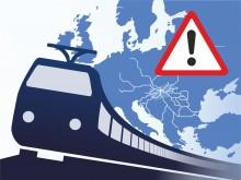 Nemzetközi vonatközlekedés