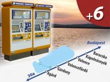 Jegykiadó automaták