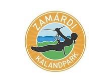 Zamárdi kalandpark logó
