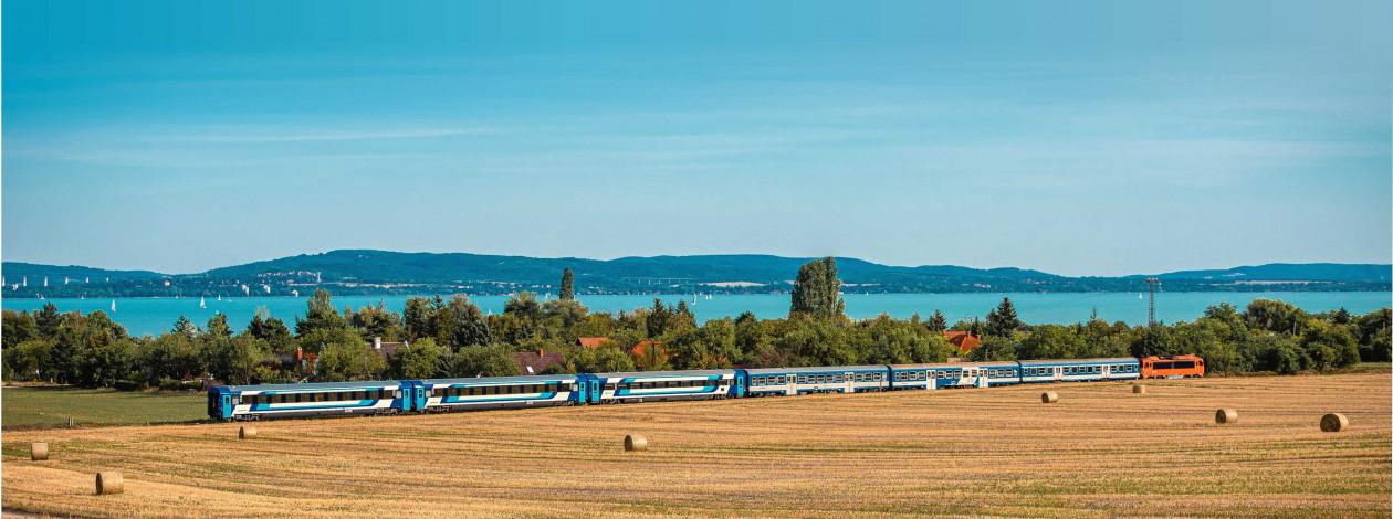 Balatoni utószezon (Fotó: Pergel Áron)