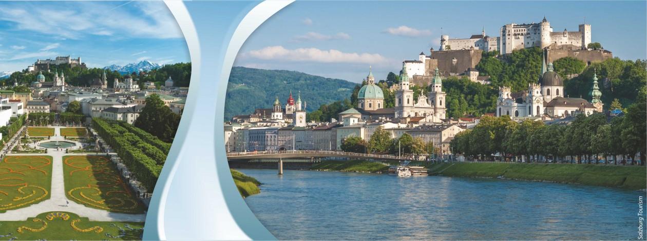 A hét külföldi városa: Salzburg