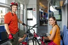 Kerékpárosok a Flirt-ön