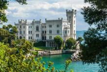 Trieszt – Miramare-kastély