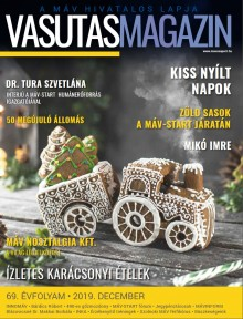 Vasutas Magazin 2019 december