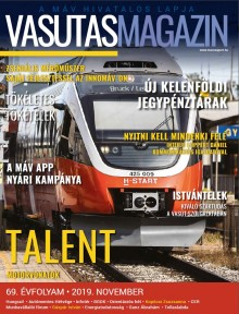 Vasutas Magazin 2019 november