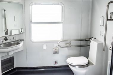 kényelmes mosdó