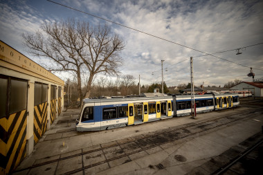 tram-train külső kép